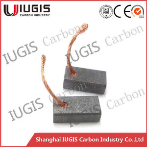 Carbon Brush for Electric Wire-Feed Motor Use pictures & photos