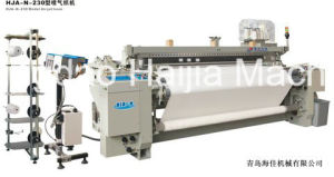 190cm Electronic Feeder Double Nozzle Weaving Machine Air Jet Loom pictures & photos