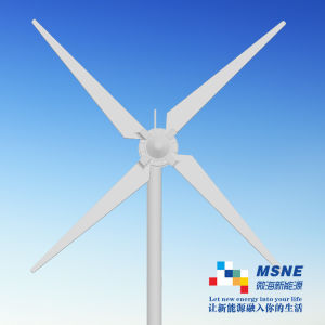 Wind Energy Turbine with More Higher Efficiency 5000W