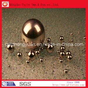 Electroplating Steel Ball / Zinc Plating Steel Ball pictures & photos