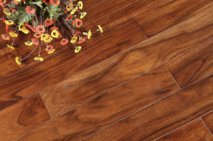 Hot Selling Acacia Engineered Flooring for House pictures & photos