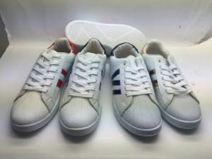 PVC /Rubber/TPR Most Popular Sport Shoes (6127) pictures & photos