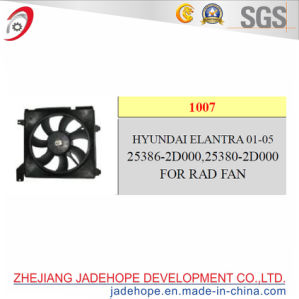 Radiator Fan Assy of and Fan Motor for Hyundai pictures & photos