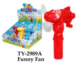 Funny Wind up Fan Toy pictures & photos