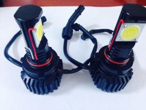 LED Car Headlight CREE Chip 2013 New Environmental Product LED Single Lamp