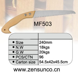 240mm Wood Hand Saw pictures & photos