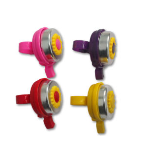 New Aluminum Alloy Flowered Bike Bell (B-006) pictures & photos
