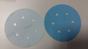 Hook & Loop Sanding Disc (FPS305) (SGS certificate) pictures & photos