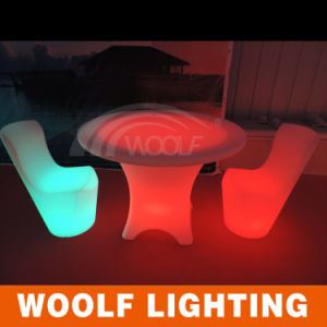 Woolf LED Bar Furniture 300 Designs LED Bar Chair Bar Stools Bar Dinner Table pictures & photos