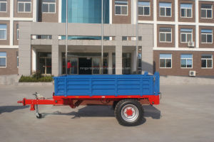 3 Ton Tipping Trailer, Agricultural Trailer, Model 7c-3.0 pictures & photos
