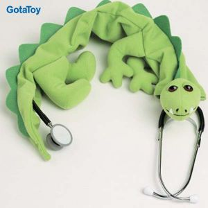 High Quality Custom Plush Stethoscope Cover Stuffed Soft Toy pictures & photos