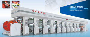 Gravure Printing Machine (CBYA-91050M)