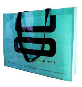 Promotional PP Woven Bags with Full Color Printing pictures & photos
