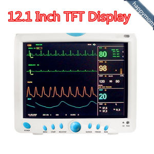 Multi-Parameter 12.1 Inch TFT Display Patient Monitor Pdj-3000b pictures & photos