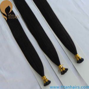 Keratin Stick Tip Hair Extension100%Remy Human Hair