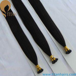 Keratin Stick Tip Hair Extension100%Remy Human Hair pictures & photos