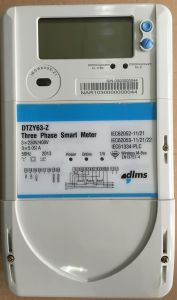 Three Phase Remote Energy Meter Ht-301 pictures & photos