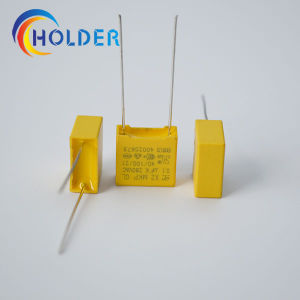 Metallized Polypropylene Film Capacitor (X2 0.1UF/280V P=15) pictures & photos