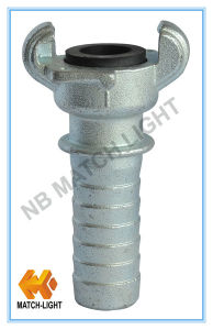 U. S. Style Carbon Steel Universal Air Hose Coupling pictures & photos