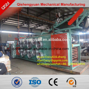 Automatic Rubber Sheet Cooling Line/Rubber Sheet Batch off Cooler pictures & photos