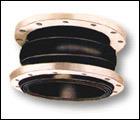 EPDM/NBR/Viton Single Sphere Rubber Expansion Joints Pn16