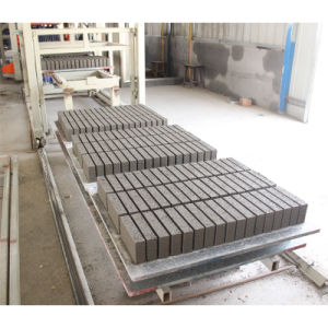 German Technology Automatic Paving Block Machine (QT8-15) pictures & photos