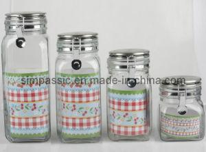 Twist Cap Storage Jar (SG1325SJ) pictures & photos