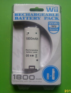 Battery for Wii pictures & photos