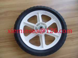 Semi-Pneumatic Wheel 12*1.75 Inch pictures & photos