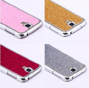 Glitter Bling Case for Samsung S4 I9500 (KT-16001)