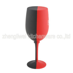 Glass Shaped Wine Gift Set (608011-B) pictures & photos