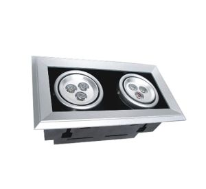 2X3w LED Downlight /LED Recessed Light for Lighting