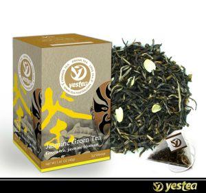Jasmine Green Tea (4-006)