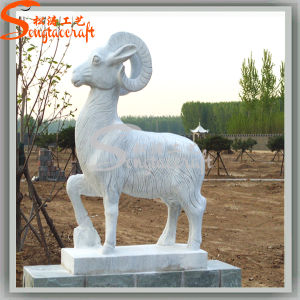 Wholesale Garden Decoration Statues Sheep Animal Figures pictures & photos