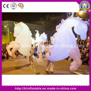 White Inflatable Horse /Inflatable Horse Costume pictures & photos