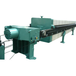 1600 Series Filter Press with Automatic Discharging