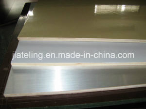 Glossy Surface Finish Melamined Plywood pictures & photos