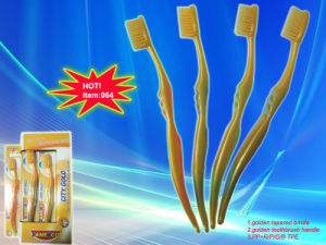 Golden Korea Adult Tooth Brush pictures & photos