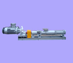 GCN Mono Screw Pump with Belt Drive pictures & photos