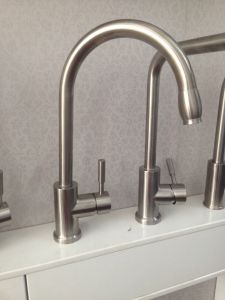 304# Material Stainless Steel Faucet pictures & photos