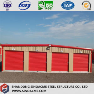 Prefabricated Light Steel Structure Warehouse with High Quality pictures & photos