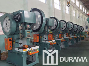 Drj23 C Type Mechanical Power Press, Punching Machine, Different Metal Shape Making Machine pictures & photos