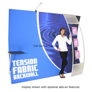 Factory Display Equipment Exhibition Stand Pop up Advertising Factory Booth Stand Product Promotion Indoor Outdoor Banner pictures & photos