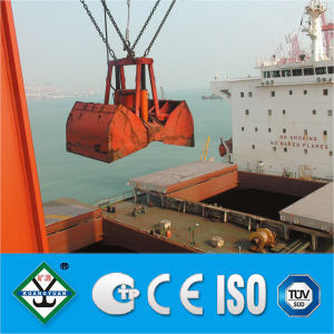 Wireless Remote Controlled Wire Rope Grab for Port Crane pictures & photos
