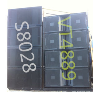 Vt4889 & Vt4880 Vertec Series, Line Arrays. PRO Subwoofer, Full Line Array System pictures & photos