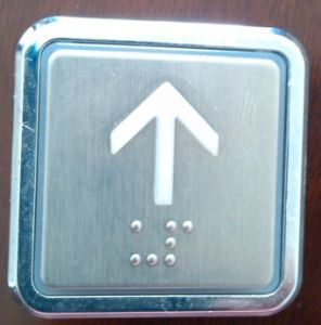 Elevator/Lift Square Push Button, Elevator Push Button Switch (TNA-7) pictures & photos