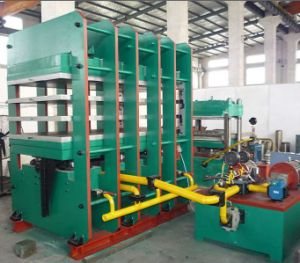 Xlb-1200*2700*4 Plate Vulcanizing Press pictures & photos