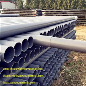 UPVC Pipe and Tube/UPVC Water Pipe/UPVC Pressure Pipe pictures & photos