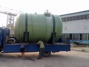 Good Quality FRP Water Tank pictures & photos