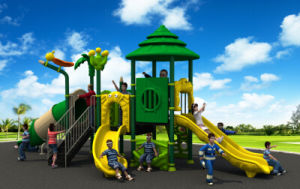 Wood Series Outdoor Playground HD15A-030b pictures & photos
